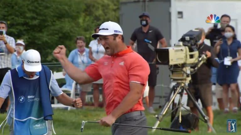 Video: Jon Rahm voitti U.S. Openin – upea birdie sinetöi mestaruuden
