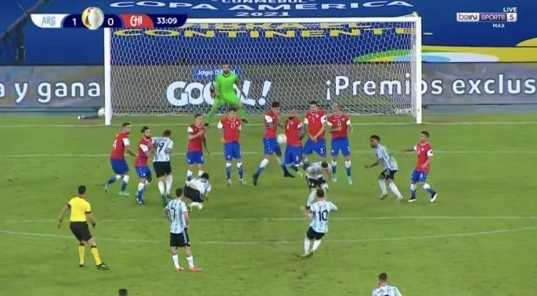 Video: Lionel Messi laukoi fantastisen vaparimaalin Copa Américassa