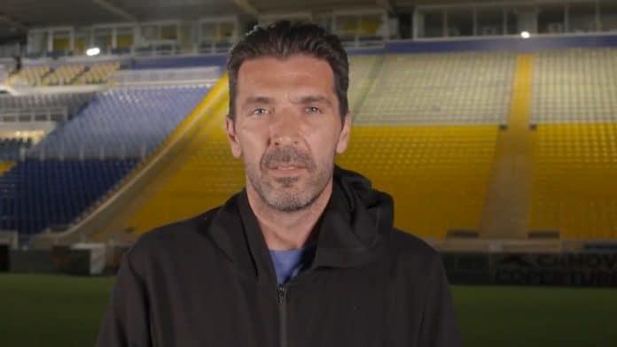Gianluigi Buffon Parma / Pallomeri.net