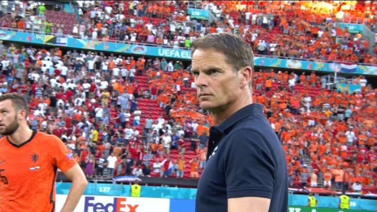 Floppaus neljännesvälierässä riitti – Hollannin päävalmentaja Frank de Boer erosi tehtävästään