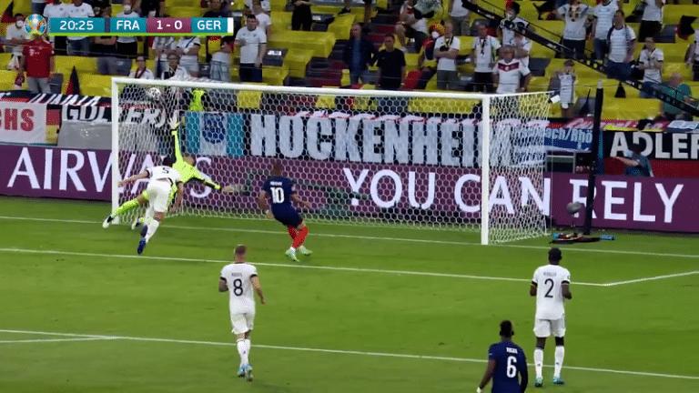 Video: Nolo moka ratkaisi EM-kisojen huippuottelun – Saksan Mats Hummels tykitti pallon oman maalin yläpesään