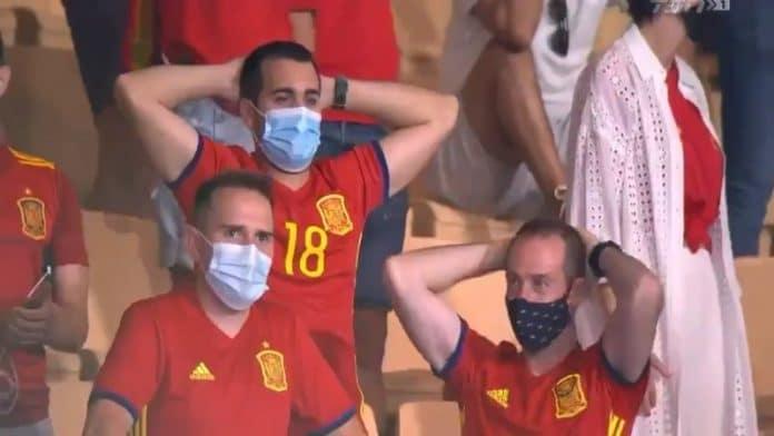 Espanja EM 2021