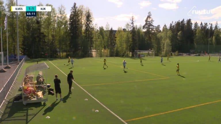 Video: Ilves-valmentajan huorittelu jäi kameroihin – kiistää solvanneensa pelaajaa