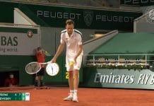 Daniil Medvedev Roland-Garros 2021 / Pallomeri.net