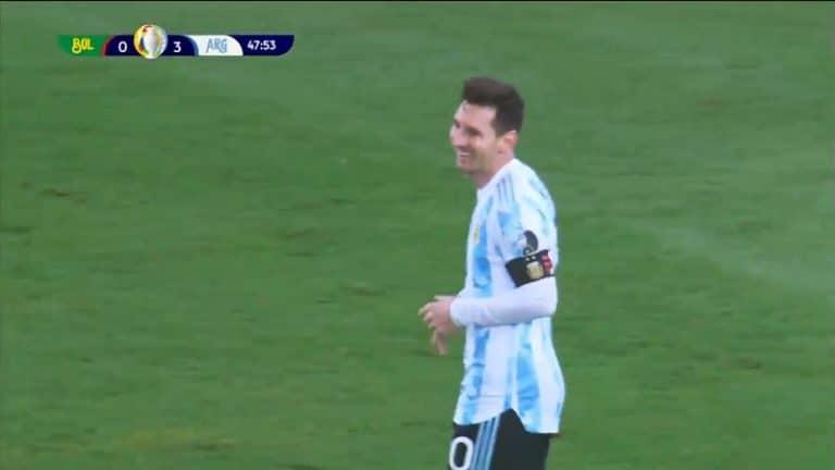 Video: Lionel Messi murskasi Bolivian – kaksi maukasta maalia ja aivan älytön passi