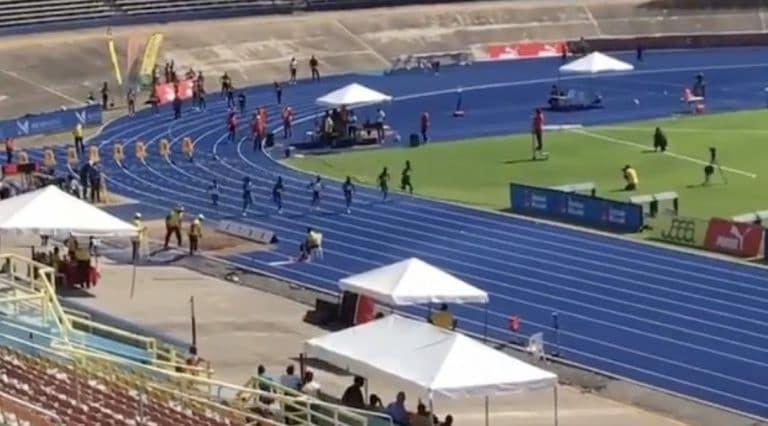 Video: Naisten 100 metrillä nähtiin historian toiseksi kovin aika!