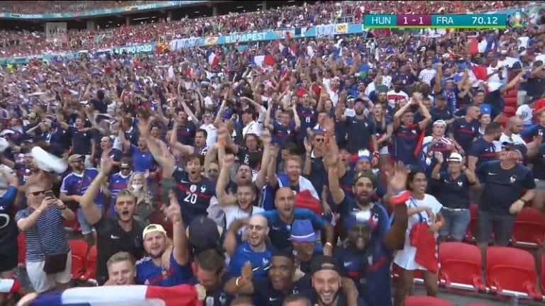 Ranskalaisfanit töhöilivät kunnolla – matkustivat EM-matsin perässä väärään maahan