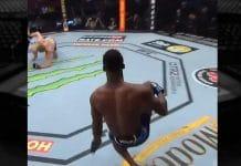 Terrance McKinney UFC 263 / Pallomeri.net