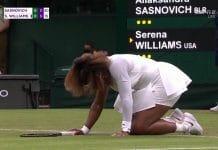 Serena Williams Wimbledon 2021 / Pallomeri.net