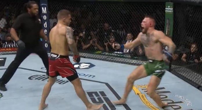 Conor McGregor Dustin Poirier UFC - pallomeri.net