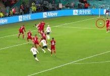 Englanti Tanska jatkoaika rankkari EM-kisat - pallomeri.net