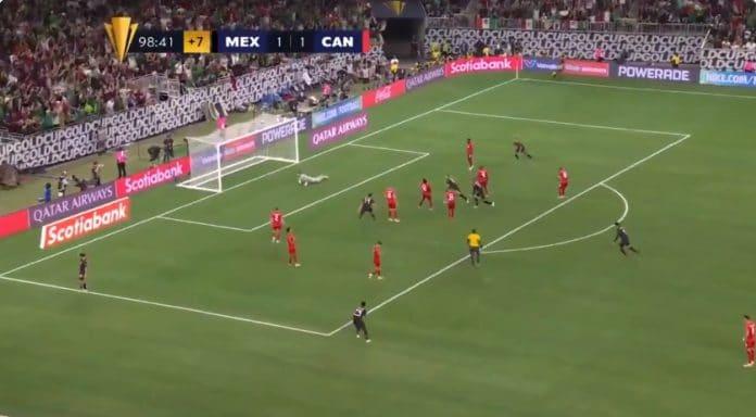 Gold Cupin välierä meksiko kanada - pallomeri.net