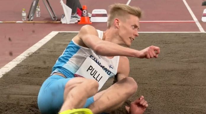 Kristian Pulli pituushyppy tokion olympialaiset - pallomeri.net