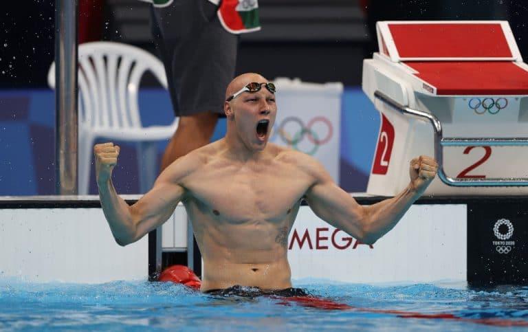 Video: Uskomatonta! Matti Mattsson ui olympiapronssia!