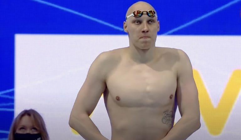 Video: Matti Mattsson paineli upeasti 200 metrin rintauinnin olympiafinaaliin!