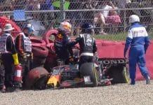 Max Verstappen Lewis Hamilton kolari - pallomeri.net