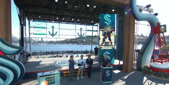 Seattle Krakenin joukkue - pallomeri.net
