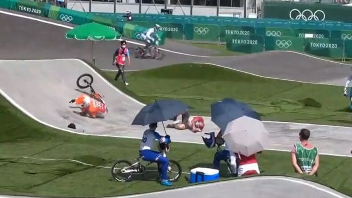 Tokion olympialaiset bmx - pallomeri.net