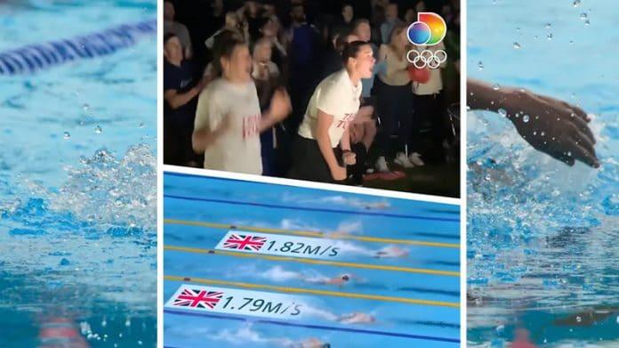 Tom Dean perhe olympialaiset uinti kultamitali - pallomeri.net
