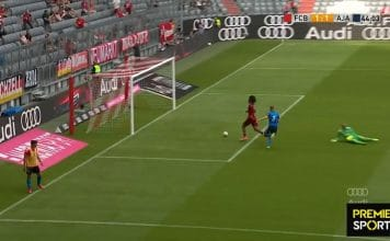 Bayern v Ajax / Pallomeri.net