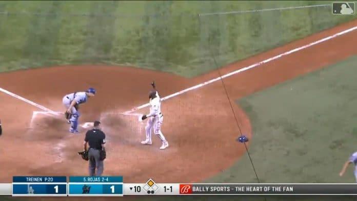 Dodgers sättää / Pallomeri.net