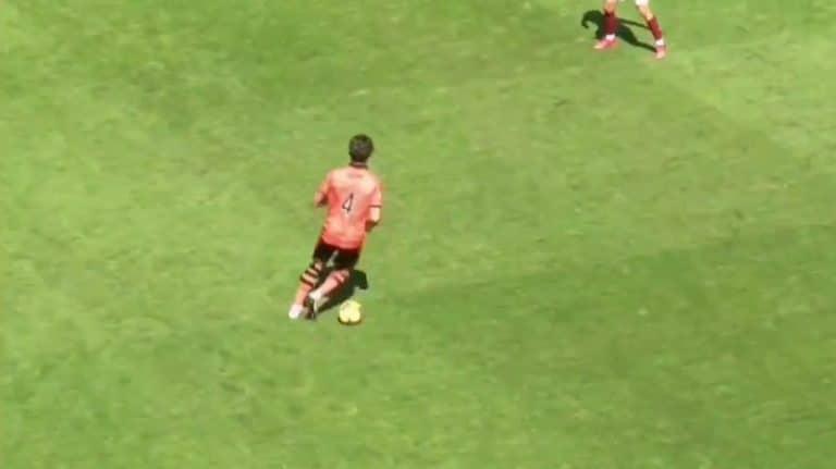 Video: Vaparikikka puri täydellisesti – Dundee Unitedin pelaajat juonivat ovelan kuvion Skotlannin liigacupissa