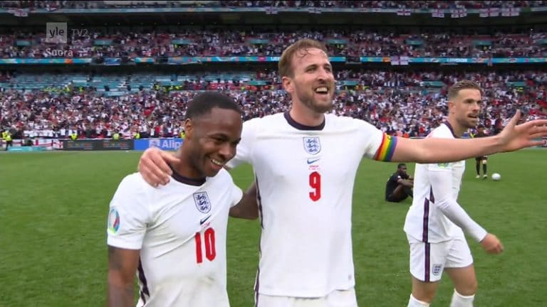 EM-kisat muuttuvat Englannin kotikisoiksi – muiden maiden kannattajat jäävät ulos, UEFA:n vipeille tehtiin poikkeus