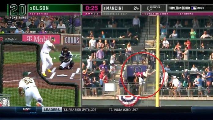 MLB fanin syöksy / Pallomeri.net