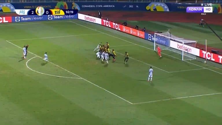 Video: Lionel Messi -show pisti Ecuadorin polvilleen – kaksi syöttöä ja viimeinen silaus jäätävällä vaparilla