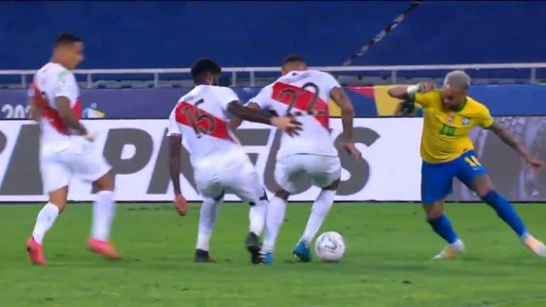 Video: Neymar säkenöi Copa American välierässä – pisti pakille härskit puikot ja antoi herkkutarjoilun voittomaaliin