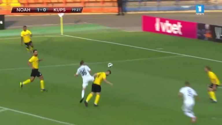 Video: KuPS:lle kitkerä tappio Armeniassa – Anton Popovitch teki oman maalin maailmanluokan puskulla