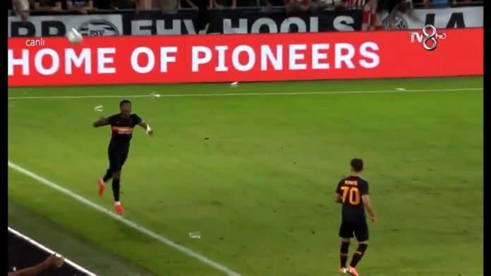 Jesse Sekidika Galatasaray / Pallomeri.net