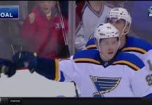 Vladimir Tarasenko St. Louis Blues jätti suojaamatta / Pallomeri.net