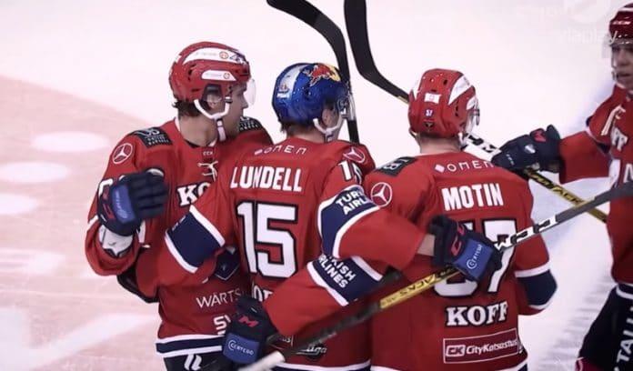 Anton Lundell HIFK 50 suurinta nhl-lupausta - pallomeri.net