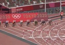 Elmo Lakka 110m aitajuoksu tokion olympialaiset - pallomeri.net