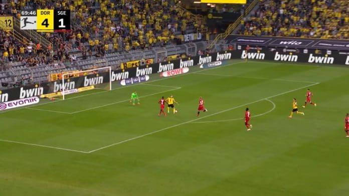 Erling Håland Dortmund Bundesliiga - pallomeri.net