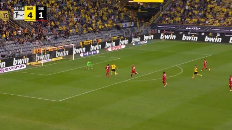 Video: Erling Håland uskomattomassa iskussa Bundesliiga-avauksessa – takoi hirmutehot