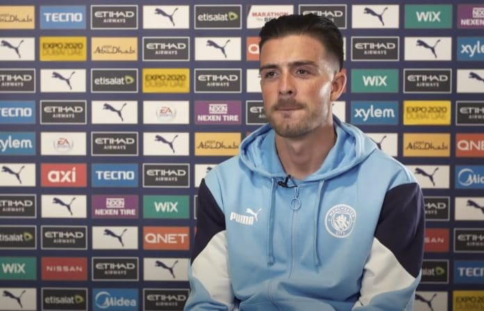 Manchester City Jack Grealish