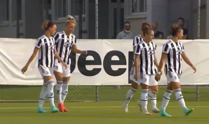Juventus naiset - pallomeri.net
