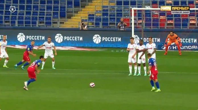Kristijan Bistrovic CSKA