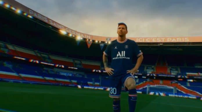 FIFA 22 Lionel Messi PSG julkistusvideo - pallomeri.net