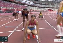 ME naisten 400 metrin aidat