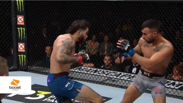 Makwan Amirkhanin seuraava UFC-ottelu varmistui – vastaan asettuu Tristan Connelly