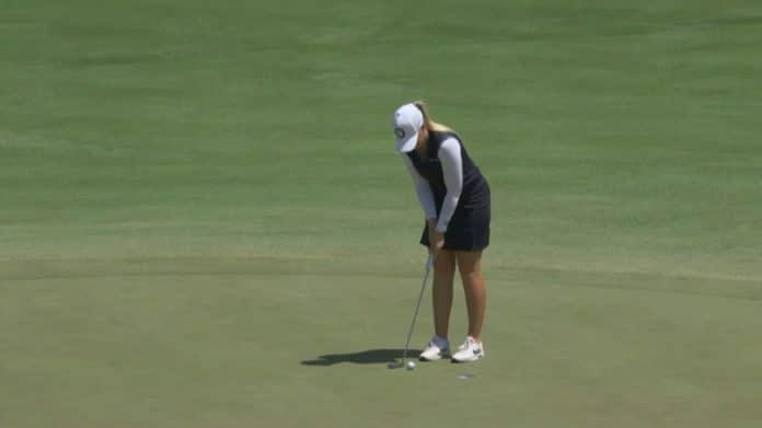Matilda Castren olympialaisten golf naiset - pallomeri.net