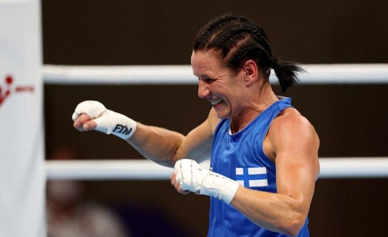 Mira Potkonen voitti olympiapronssia! – Brassi oli välierässä omaa luokkaansa