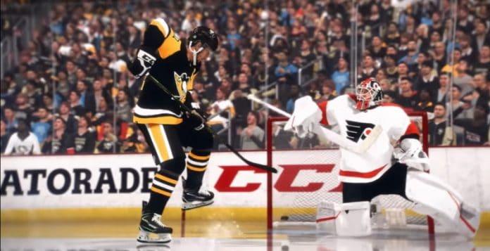 NHL 22 gameplay traileri - pallomeri.net
