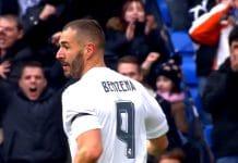 Barcelona Real Madrid Karim Benzema - pallomeri.net