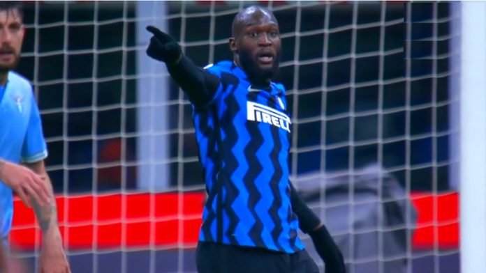 Romelu Lukaku Chelsea Inter - pallomeri.net