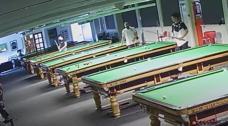 Video: Thepchaiya Un-Nooh teki uskomattoman 155 pisteen breikin – suoritus tallentui valvontakameraan