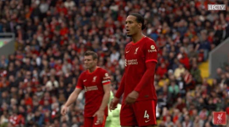 Virgil van Dijk allekirjoitti jatkosopimuksen Liverpoolin kanssa
